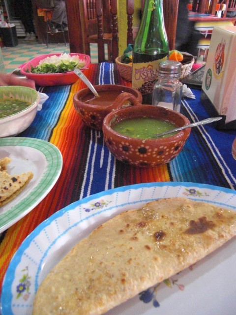 mexicaanse quesadillas recept