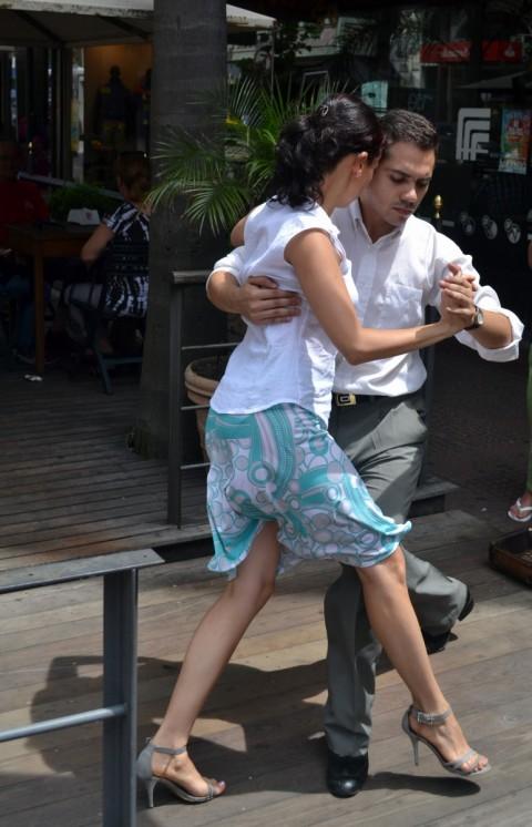 Tango, Buenos Aires - Foto: Ruby Sanders