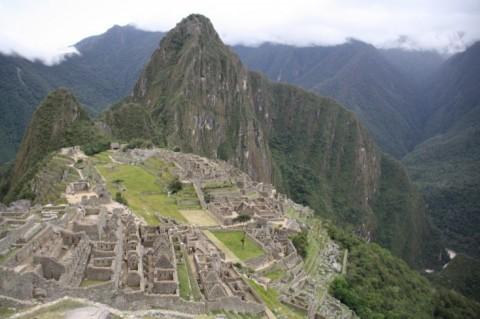 Machu Picchu! - Foto: Javier Perugachi
