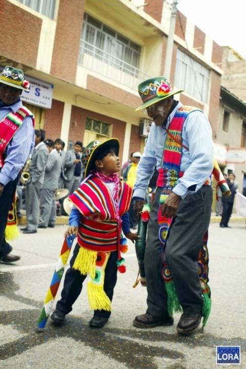 Carnaval de Juliaca, Peru