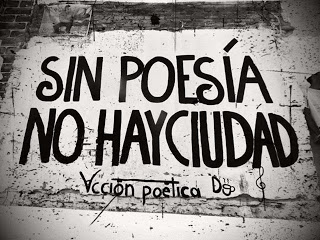 'Zonder poëzie is er geen stad'