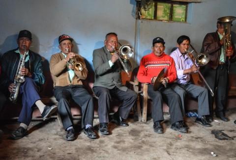 Banda de Pueblo, Ecuador - Foto: Javier Perugachi