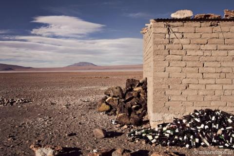 Tourism in Uyuni, Bolivia