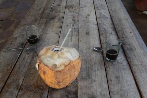 café y coco en Cyba - Foto: Ruby Sanders