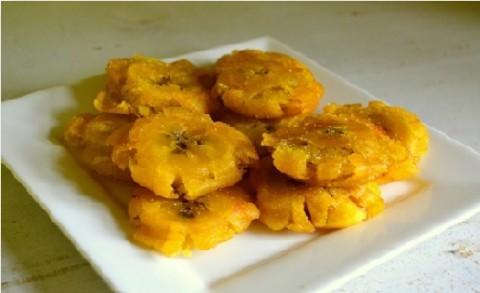 Patacones conSentido bakbananen recept