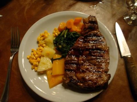 Steak en Buenos Aires, Argentina - Foto: Ruby Sanders