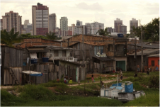 violence in the favelas